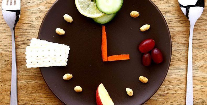 Рацион питания для человека. 5 разовый прием пищи
