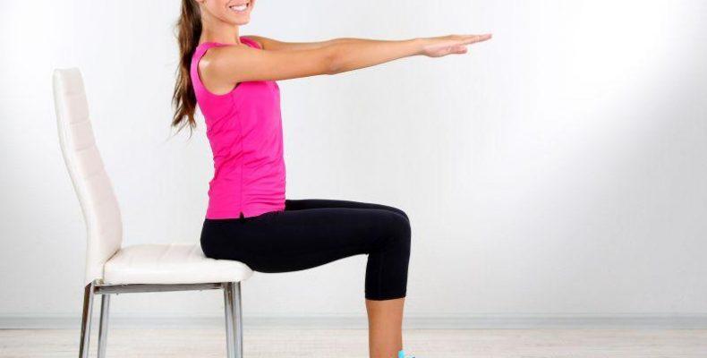 Комплекс упражнений при продольном плоскостопии